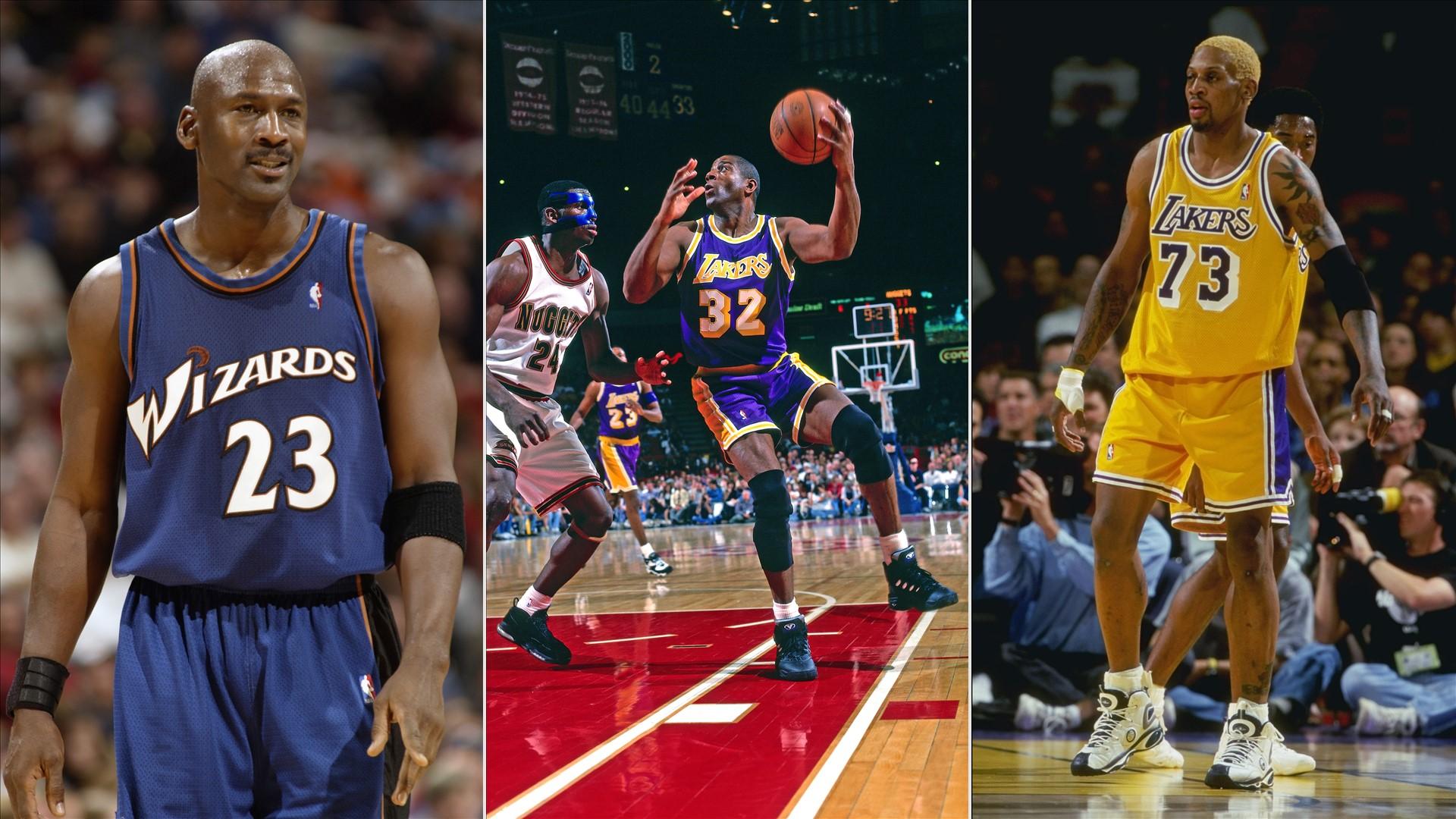 Vuelve Carmelo Anthony a la NBA: otras cinco estrellas que regresaron por todo lo alto - NBA ES
