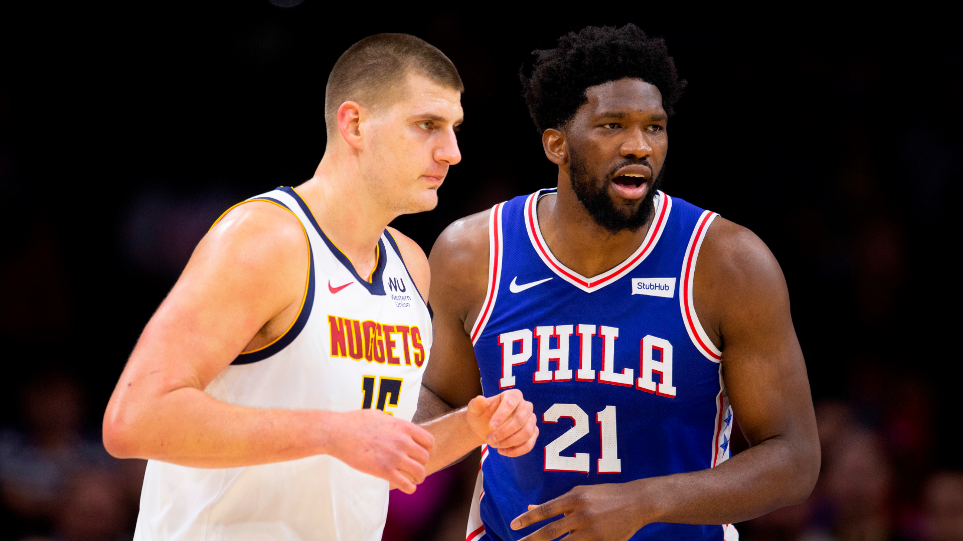 Led by Nikola Jokic and Joel Embiid, the centre position is thriving in the  NBA | NBA.com Canada | The official site of the NBA