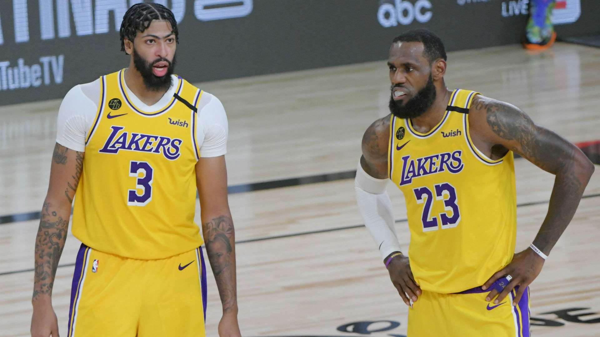 NBA Finals 2020: Five numbers to know heading into Game 6 between the Los  Angeles Lakers and Miami Heat | NBA.com India | The official site of the NBA