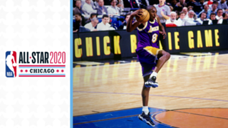 Kobe Bryant scored a game-high 31 points in the 1997 Rookie Game.