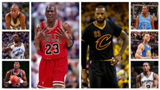 Did MJ or LeBron face harder opponents?