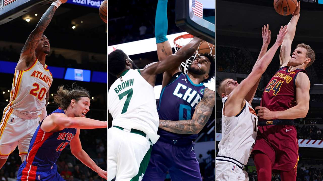 Dunk of the Year contenders