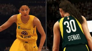 Candace Parker and Breanna Stewart