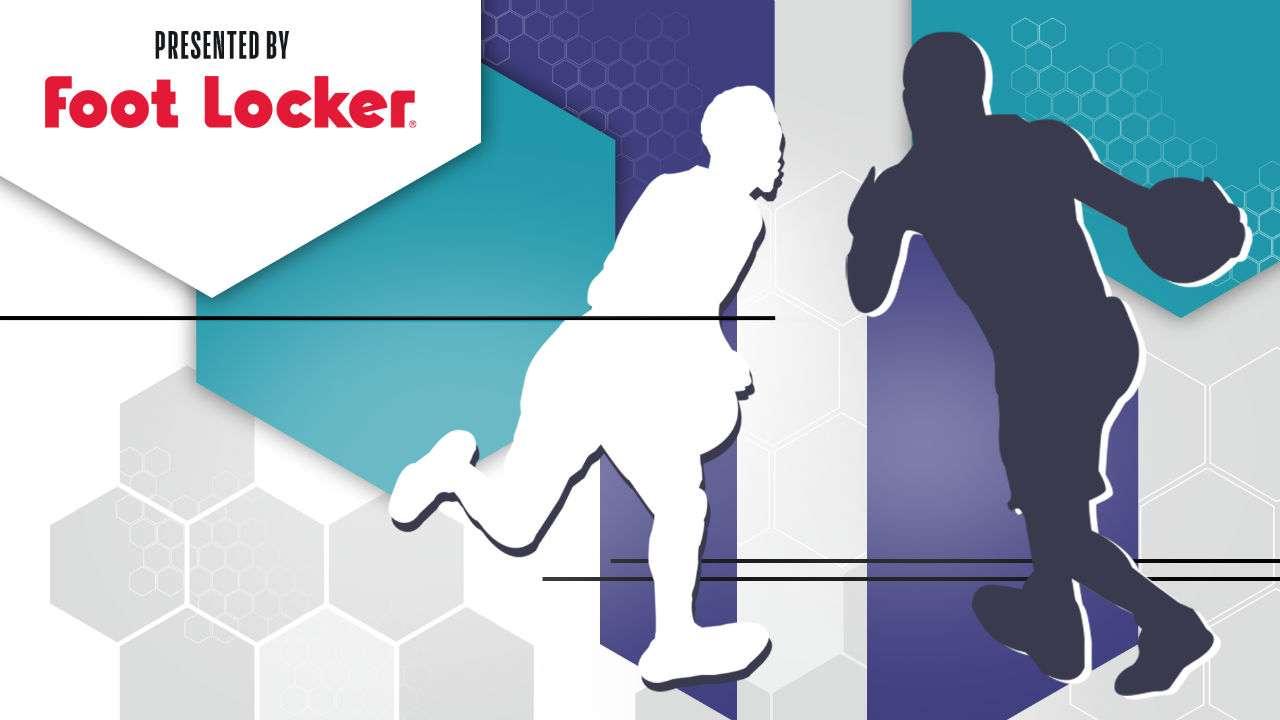 #AllStar Foot Locker