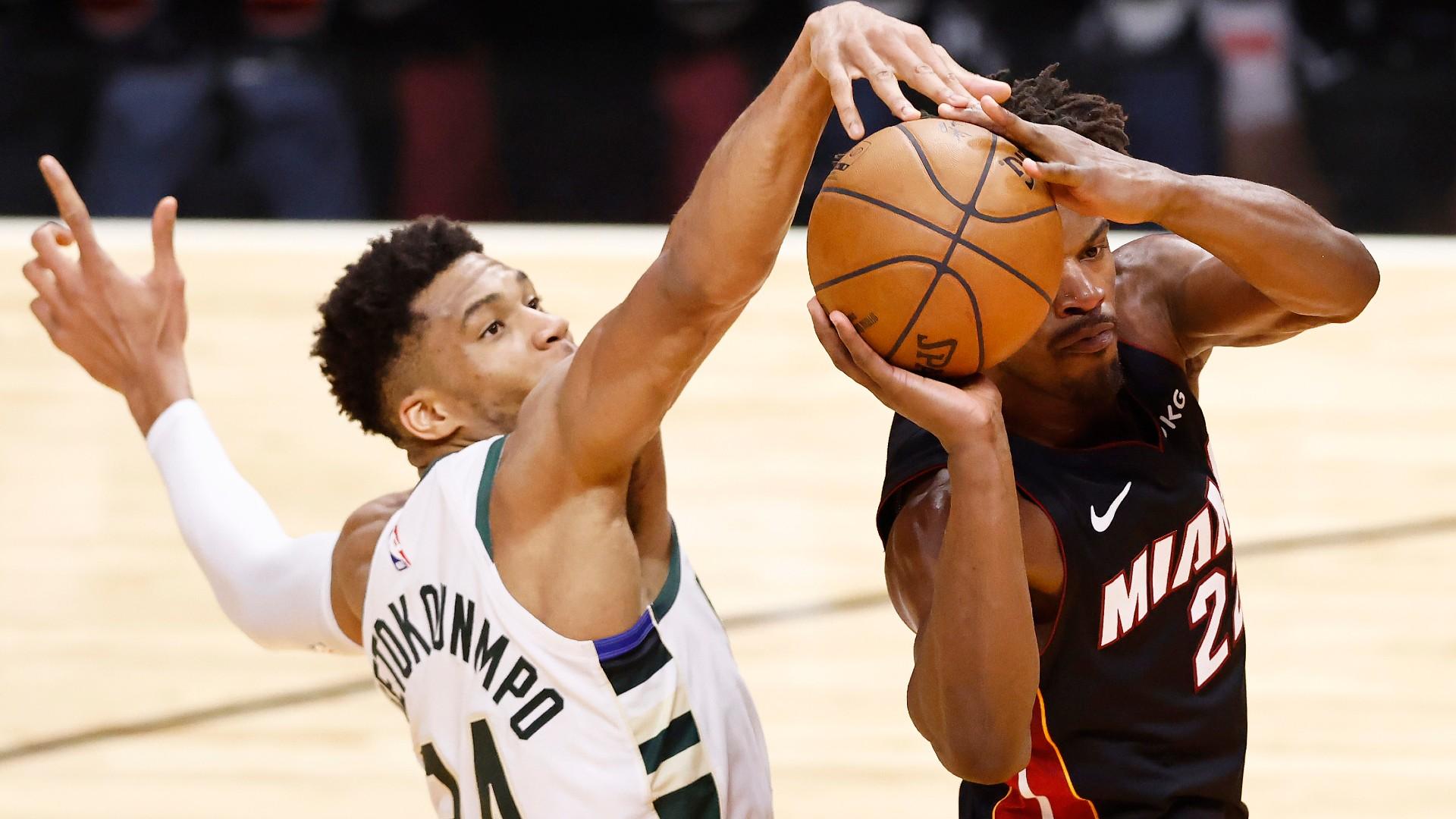 NBA Playoffs 2021: Giannis Antetokounmpo credits team ...