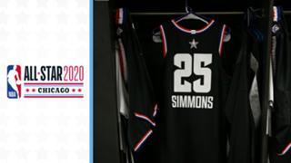 Ben Simmons made the All-Star team last season.