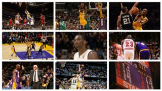 Kobe Bryant's greatest games against each team.