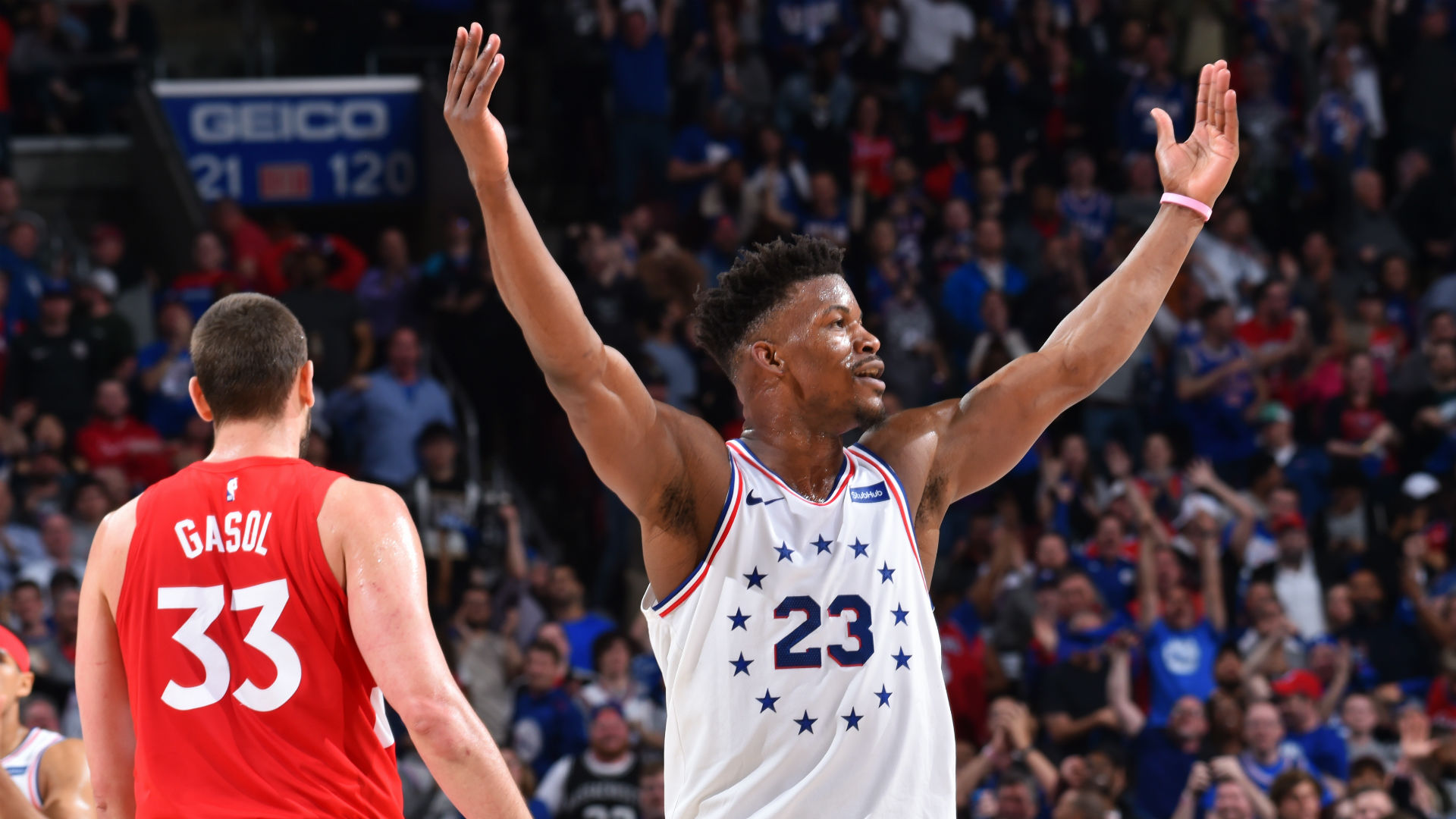 Nba Playoffs 2019 Toronto Raptors Vs Philadelphia 76ers