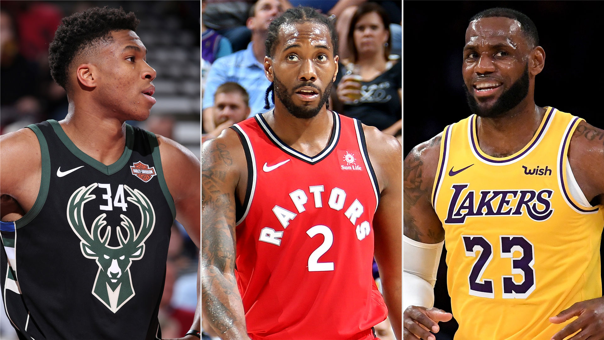 Giannis Antetokounmpo, Kawhi Leonard and LeBron James headline NBA.com's 2018-19 GM survey   NBA.com Canada   The official site of the NBA