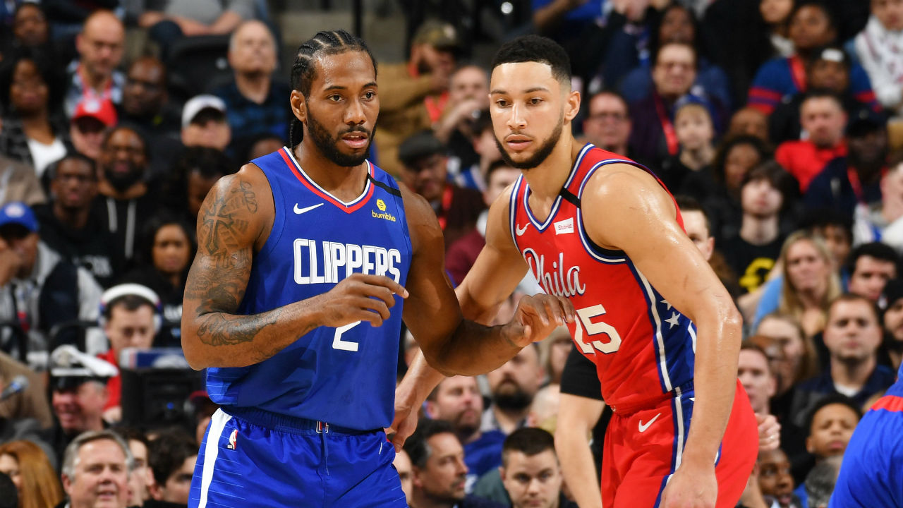 Ben Simmons' triple-double powers Philadelphia 76ers past Los Angeles Clippers in statement win