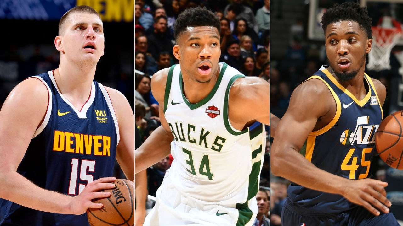 #Jokic #Giannis #Mitchell
