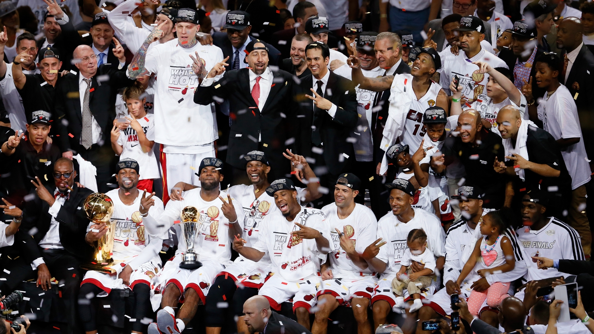 This Date in NBA History (June 20): Miami Heat repeat as Champions, outlast  San Antonio Spurs in thrilling Game 7 of 2013 Finals and more | NBA.com  Australia | The official site of the NBA