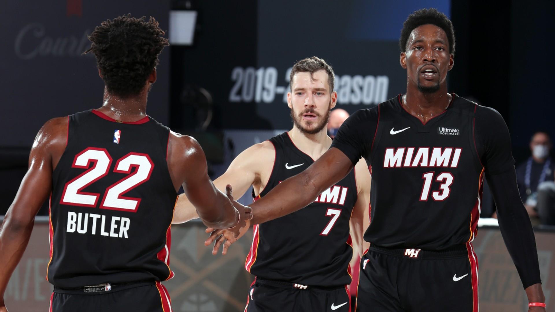 Nba Finals 2020 Injury Updates On Miami Heat S Jimmy Butler Bam Adebayo And Goran Dragic Nba Com Australia The Official Site Of The Nba