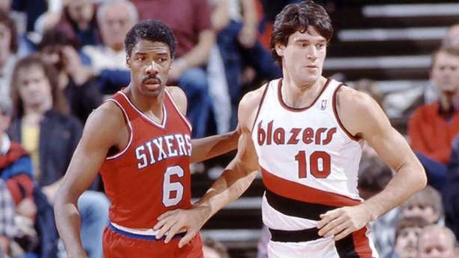 Fernando Martín y su camino NBA: saltó con Portland Trail Blazers, pero New Jersey Nets llamó un ...