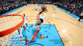 Paul George and the Thunder are soaring