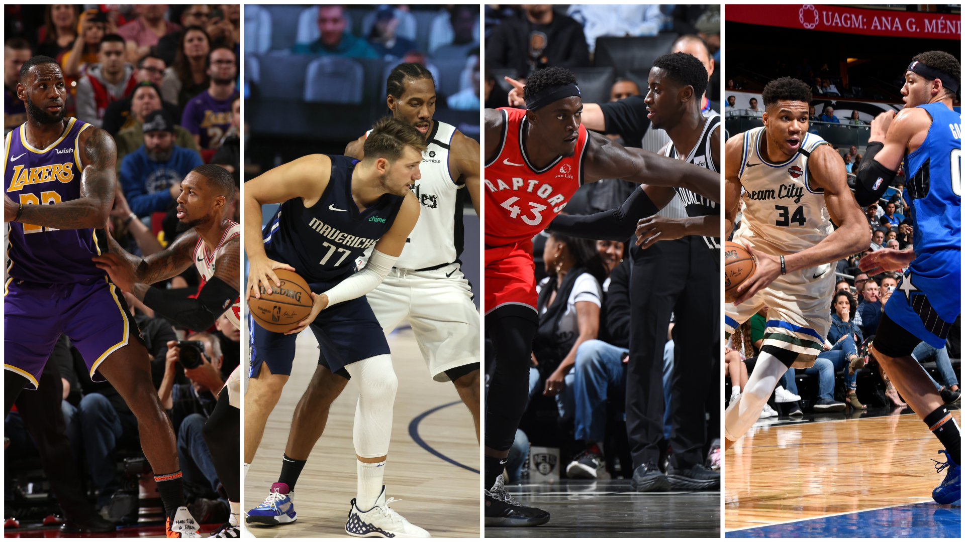 Nba Playoffs 2020 Previewing Each Series Of The First Round Nba Com India The Official Site Of The Nba