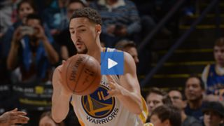 Klay Thompson vs. Pacers in 2016