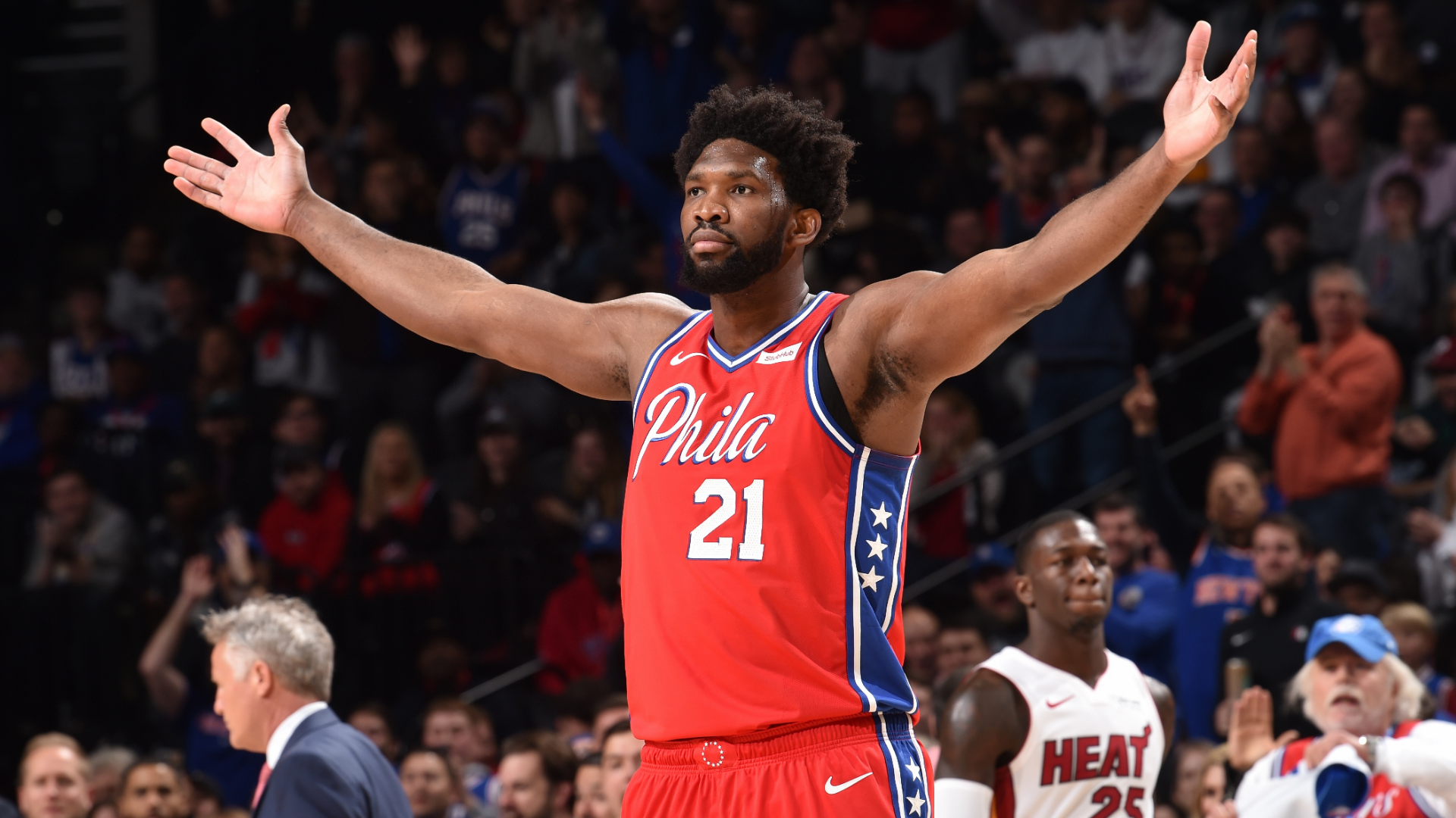 A simple mindset change has Philadelphia 76ers All-Star Joel Embiid dominating opposing defences again