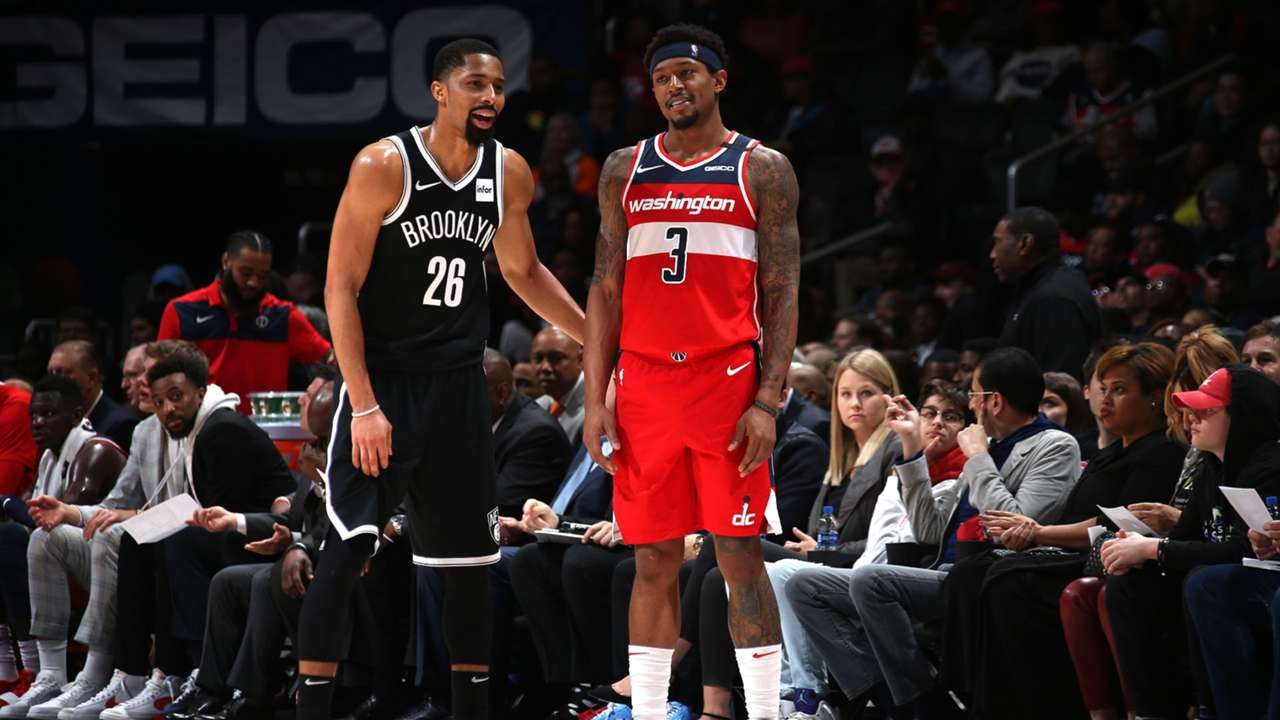 Bradley Beal and Spencer Dinwiddie will play a big part in the Washington Wizards' hopes of reaching the postseason in the Eastern Conference.
