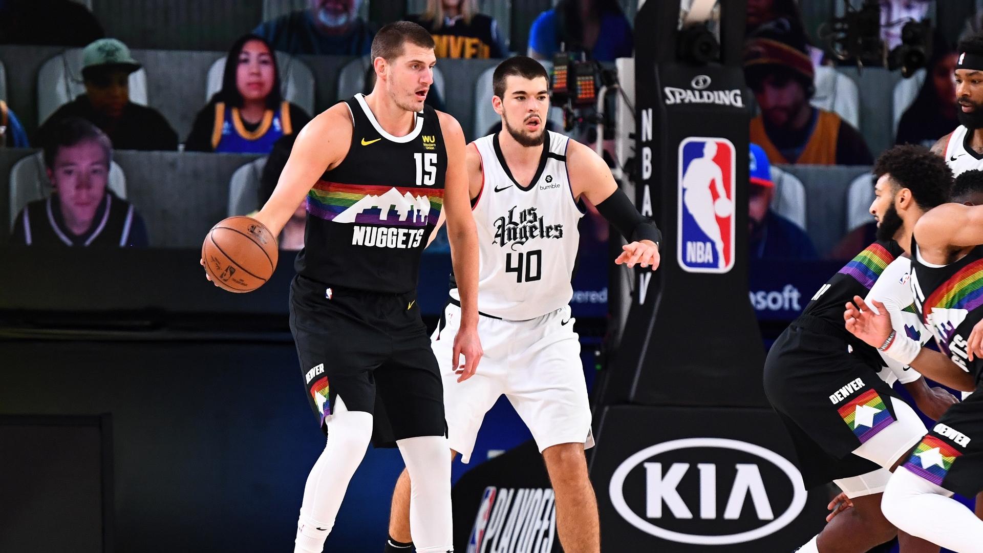 NBA Playoffs 2020: Denver Nuggets fuerza el Partido 7 ante LA Clippers con un Nikola Jokic intratable | NBA.com Argentina | El sitio oficial de la NBA