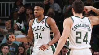 Giannis Antetokounmpo vs. the Knicks