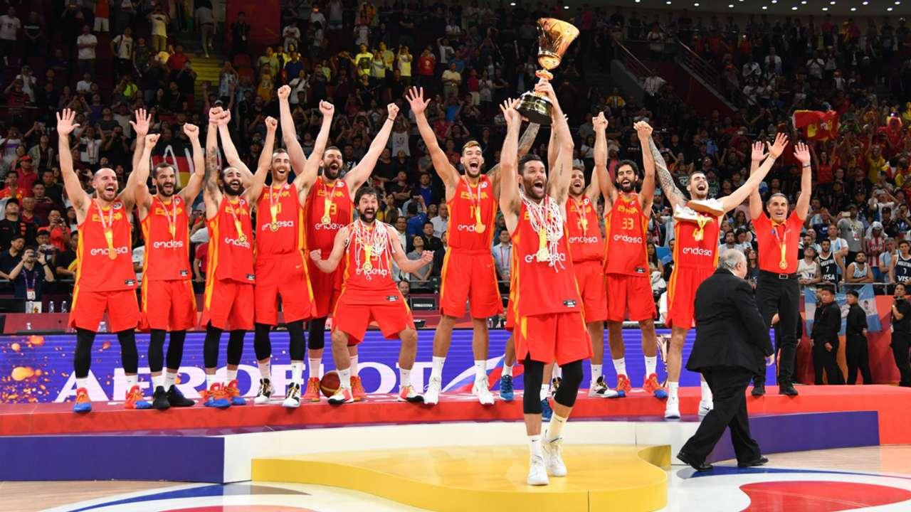#FIBA #Spain