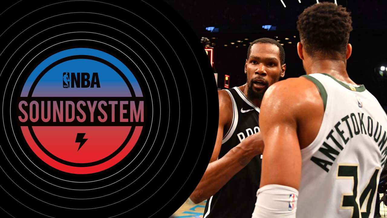 Kevin Durant and the Brooklyn Nets are set to take on Giannis Antetokounmpo and the Milwaukee Bucks on NBA opening night 2021-22.