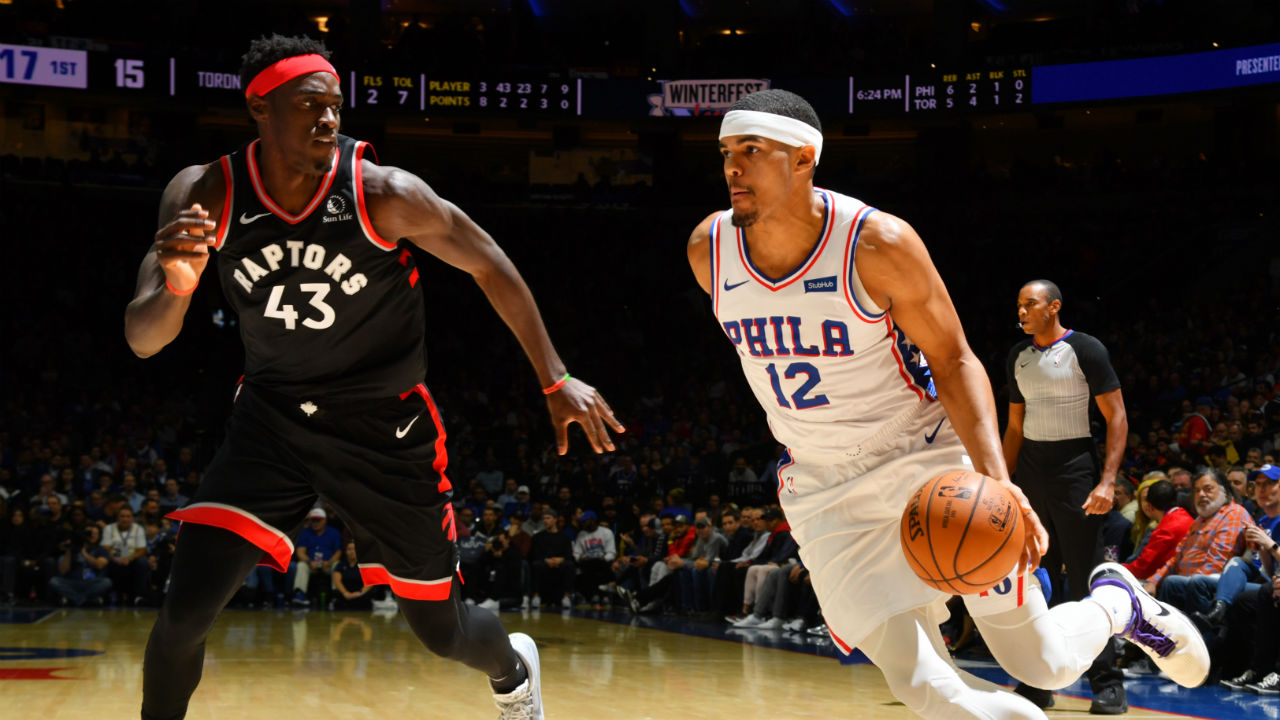 Philadelphia 76ers remain unbeaten at home after hard-fought win over Toronto Raptors