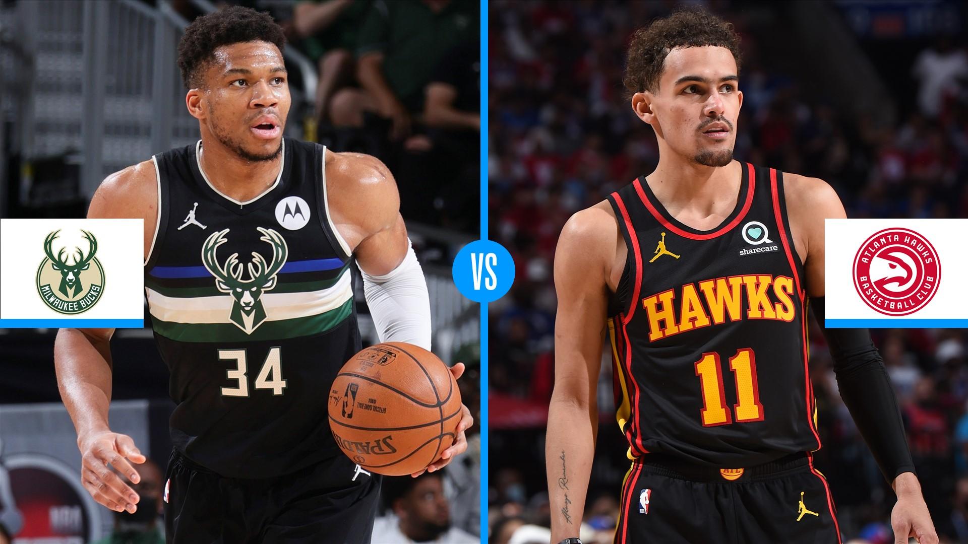 Hawks vs Bucks Series Predictions