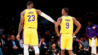 How will the injury to Rajon Rondo impact LeBron James and the Lakers?