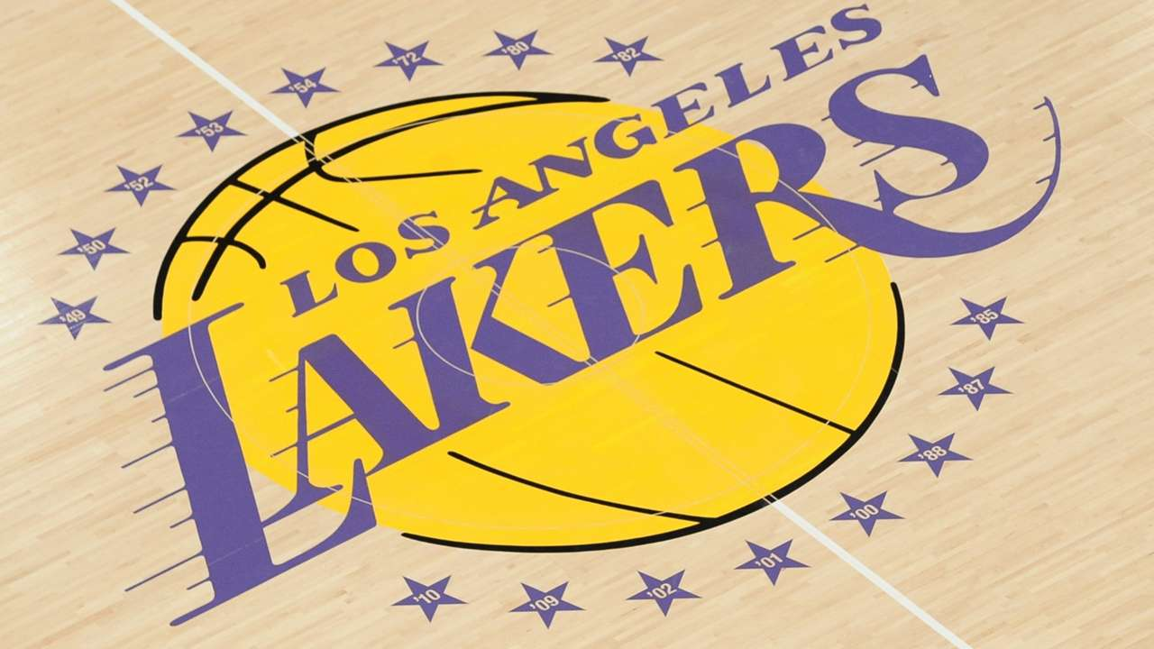 Lakers' logo