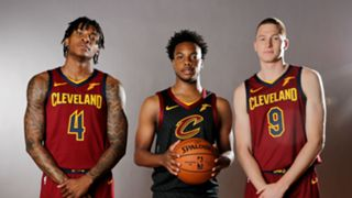 Kevin Porter Jr., Darius Garland and Dylan Windler could all see significant minutes as rookies.