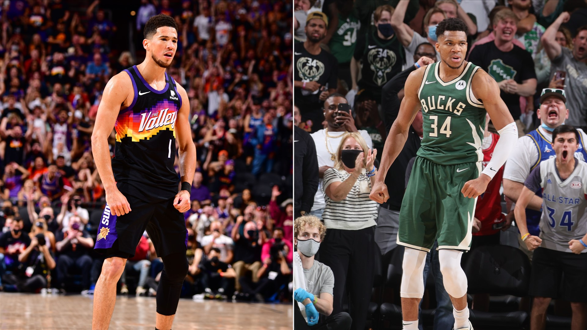 NBA Finals 2021: Devin Booker and Giannis Antetokounmpo take Kobe Bryant's  influence to biggest stage   NBA.com Canada   The official site of the NBA