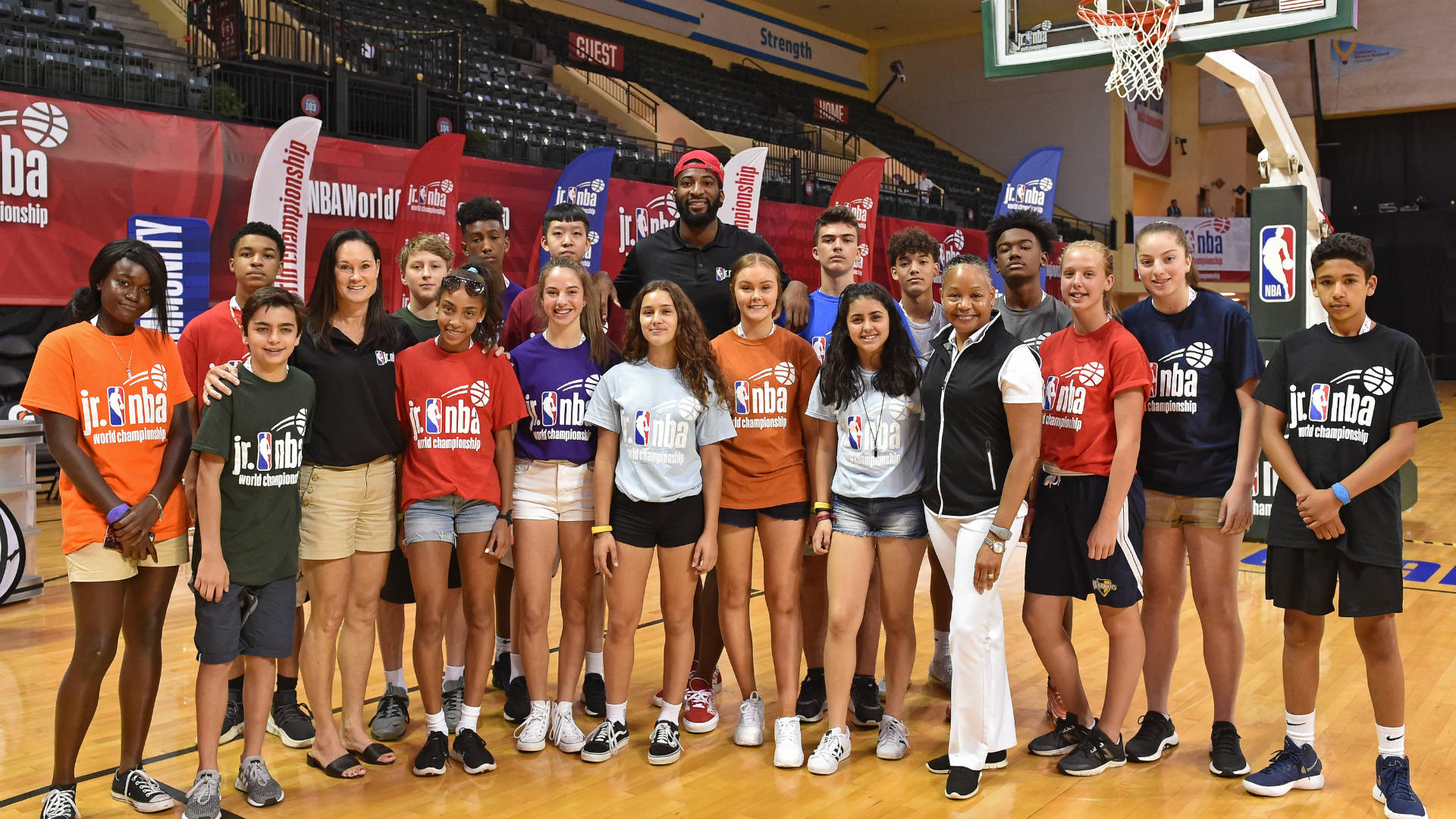 What You Need To Know About The Inaugural Jr  Nba World