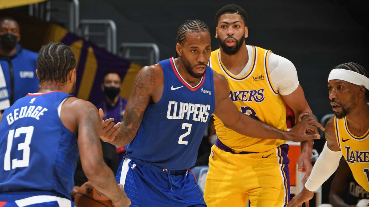 #ClippersLakers