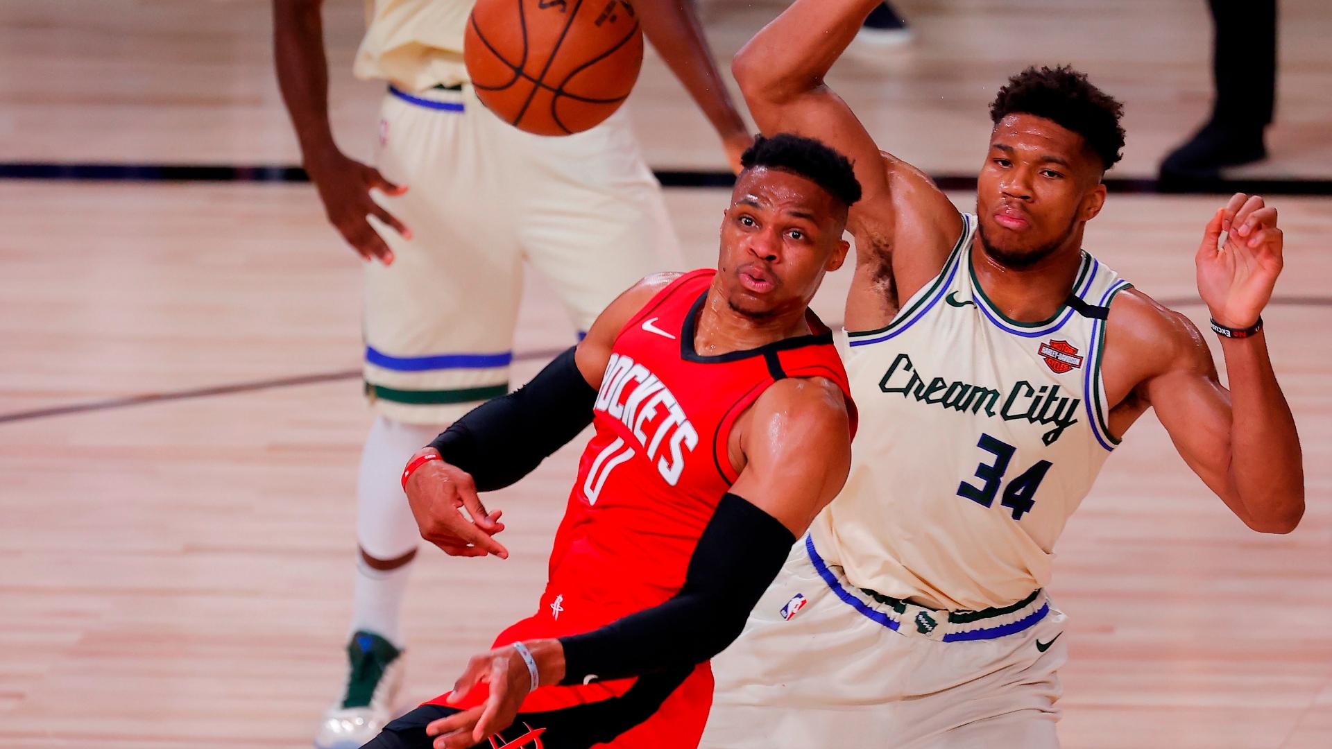 Houston Rockets logró un gran triunfo ante Milwaukee Bucks, con ...