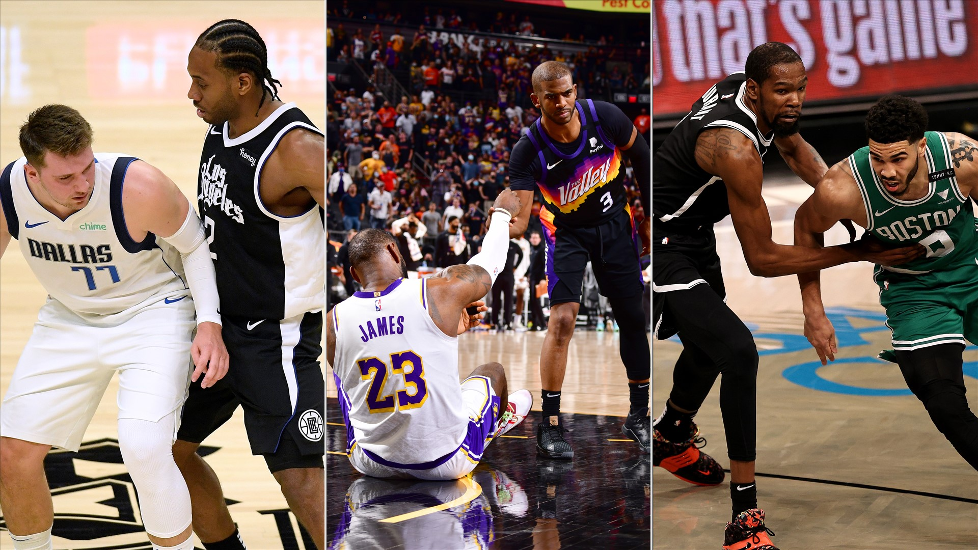 NBA Playoffs 2021: What to watch for in Tuesday's trio of ...