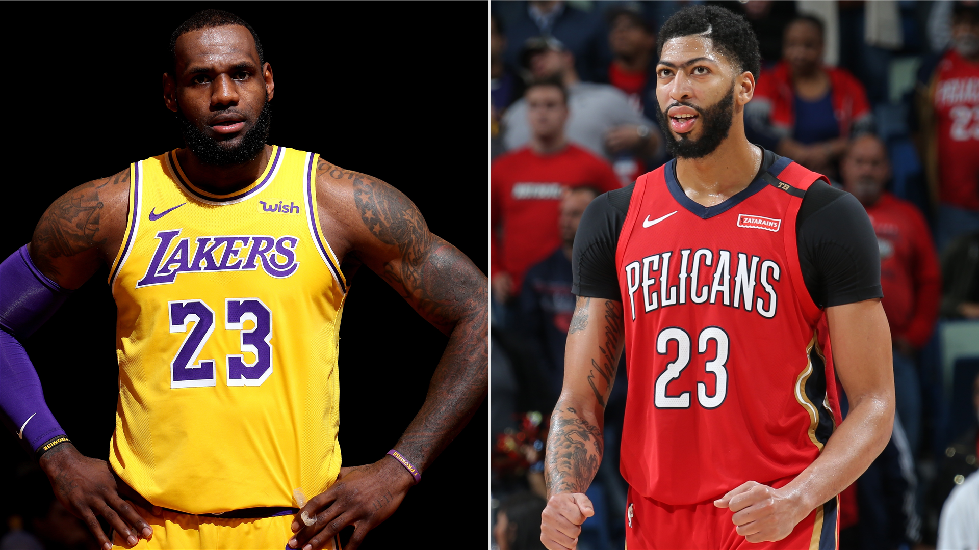 Lebron James On Lakers Trading For Anthony Davis That