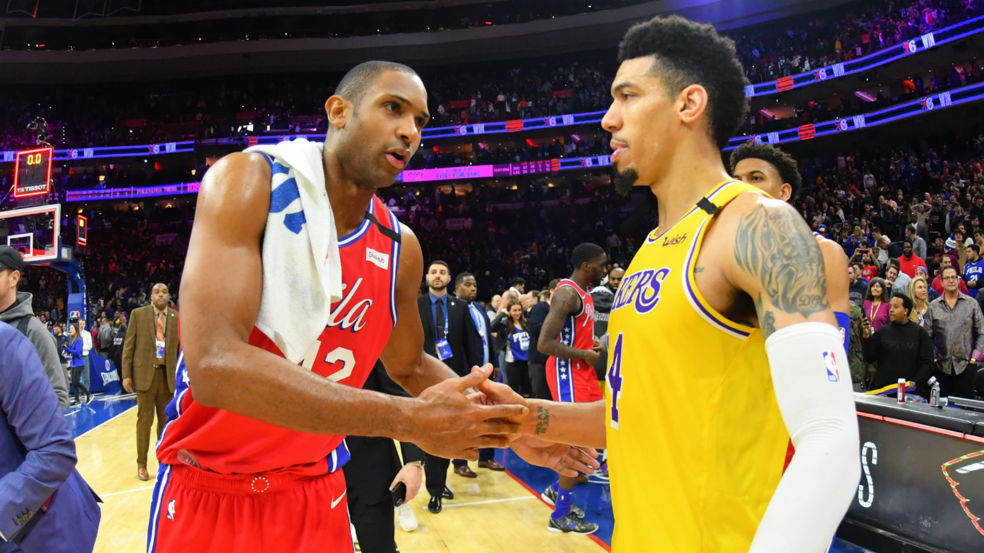 Report: Philadelphia 76ers acquire Danny Green from ...