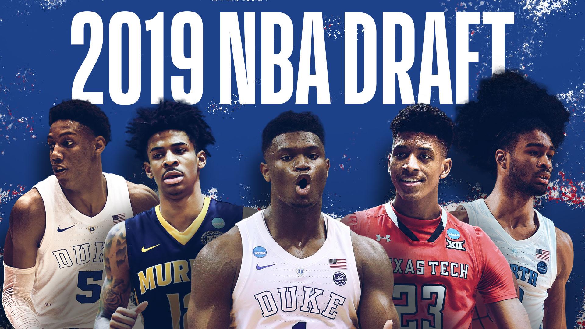 Nba Draft 2019 Mock Draft 2 0 Who Will Be Picked