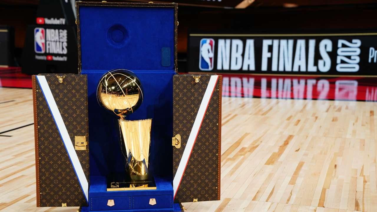Larry O'Brien Trophy