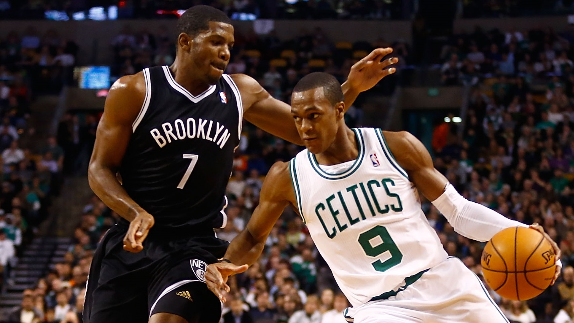This Date in NBA History (Nov. 29): Rajon Rondo's record-setting double-digit assists streak comes to an end