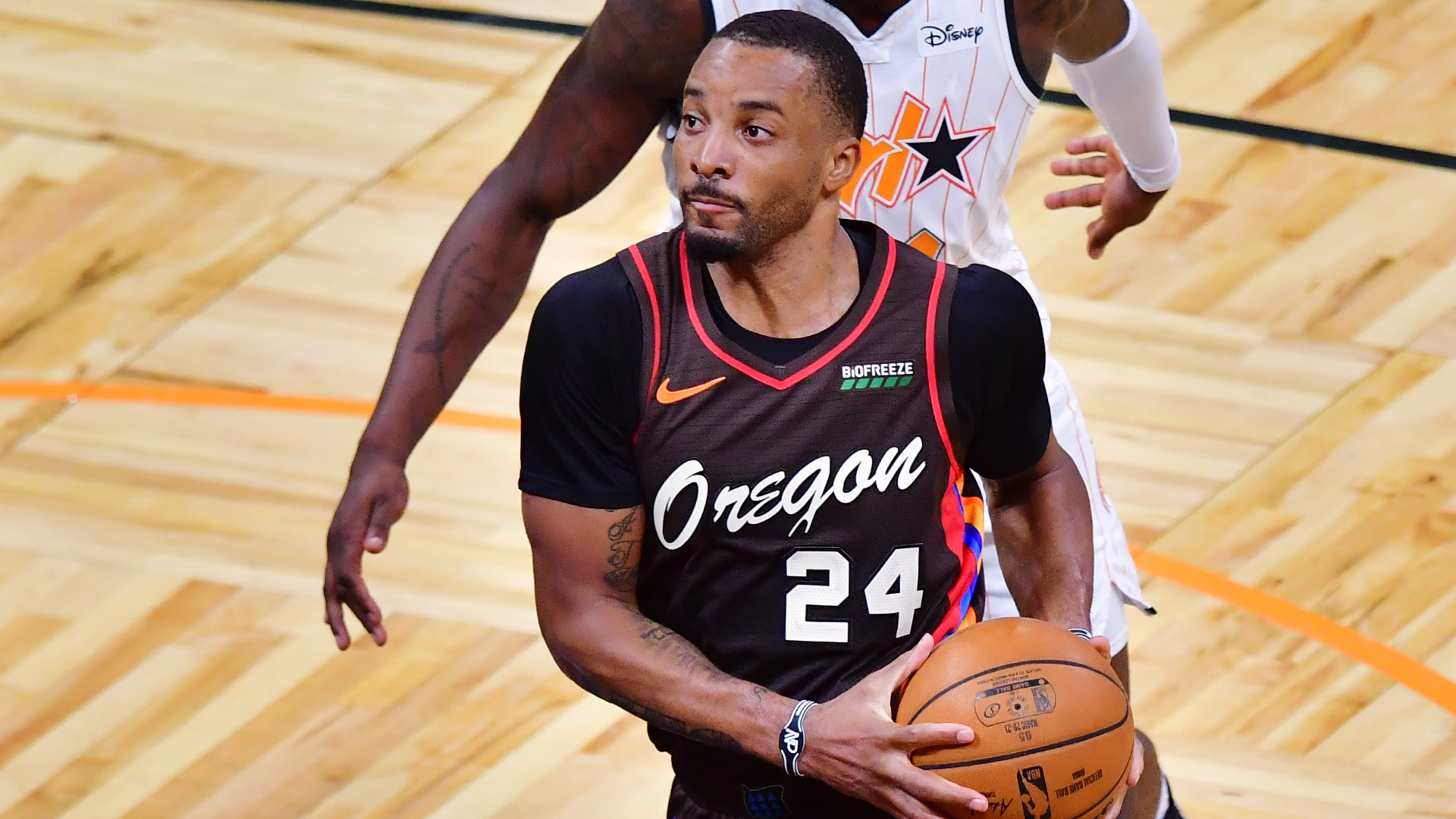 Norman Powell: Newest Portland Trail Blazer delivers efficient performance  in debut | NBA.com Canada | The official site of the NBA