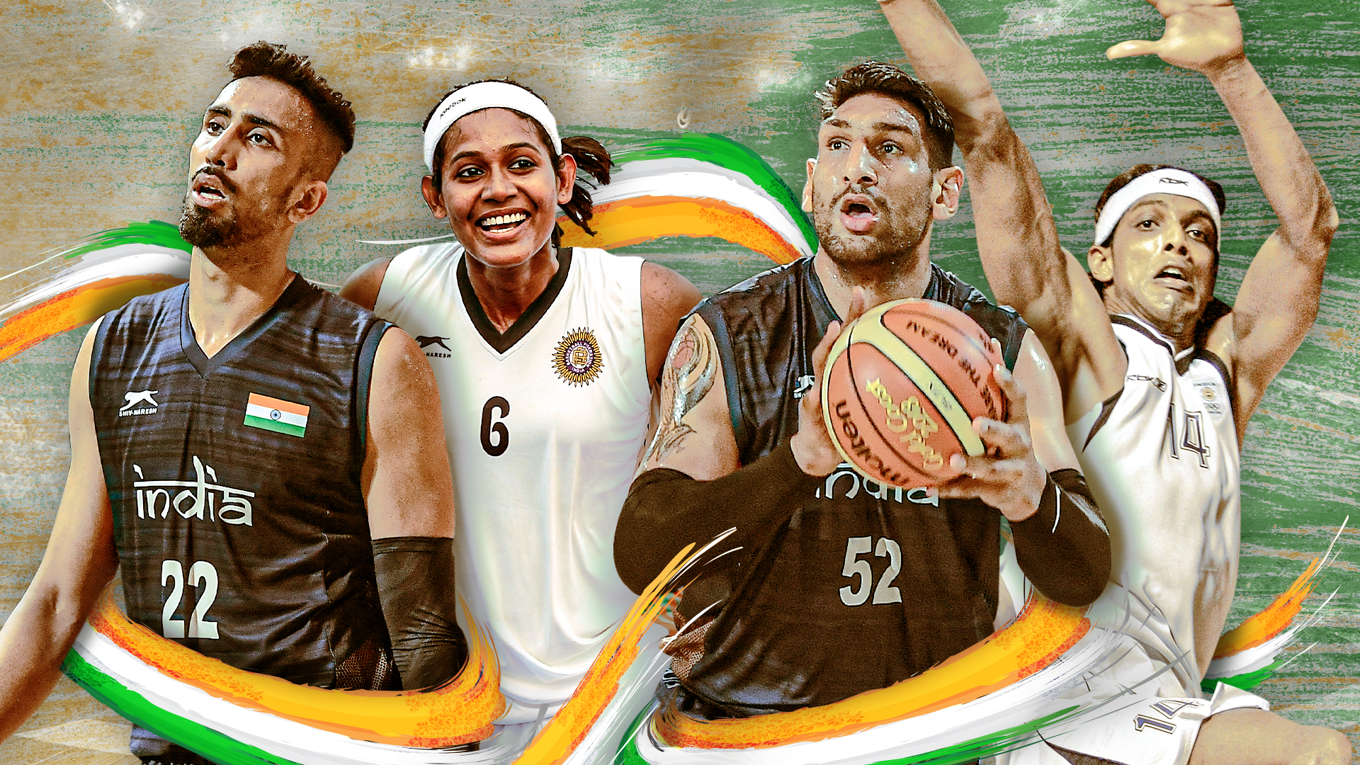 The G O A T Debate The Greatest Indian Basketball Players Of All Time Nba Com India The Official Site Of The Nba