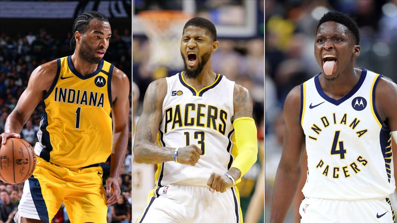 Paul George, Victor Oladipo and TJ Warren highlight the difficult injury history of the Pacers.