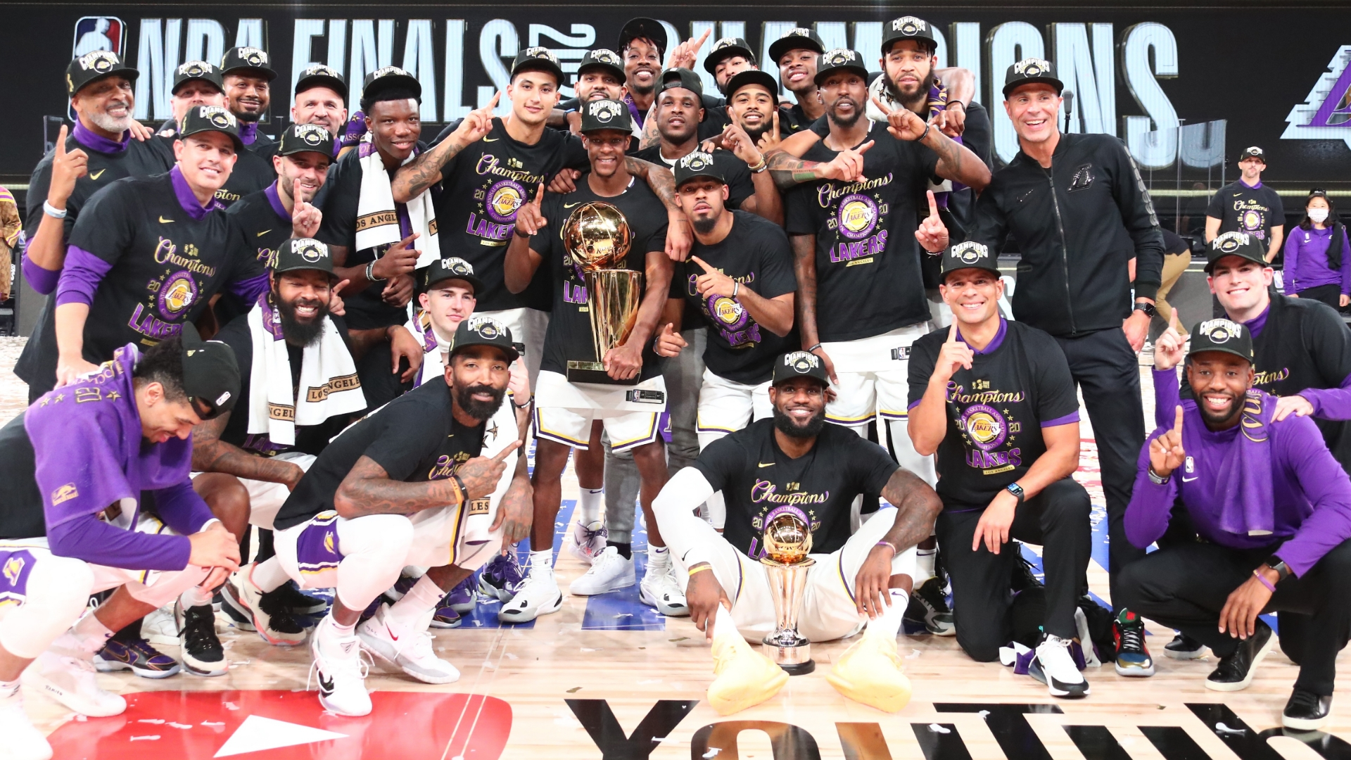 Lakers Roster 2021 / Lakers News Rob Pelinka Loves Current ...