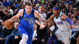 Luka Doncic vs. the Hornets