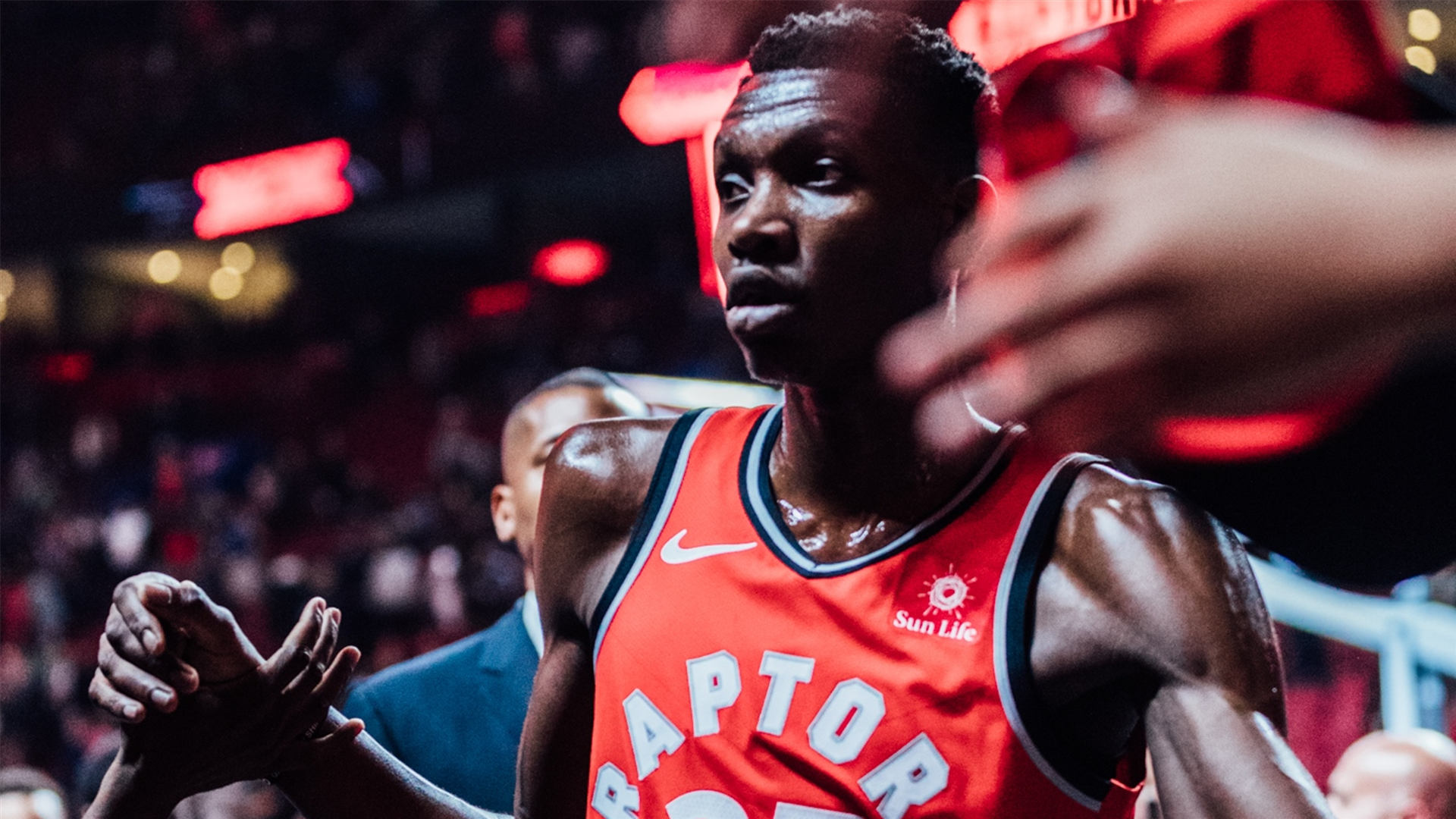 Canadian Chris Boucher on a mission to prove he belongs with the Toronto  Raptors | NBA.com Canada | The official site of the NBA