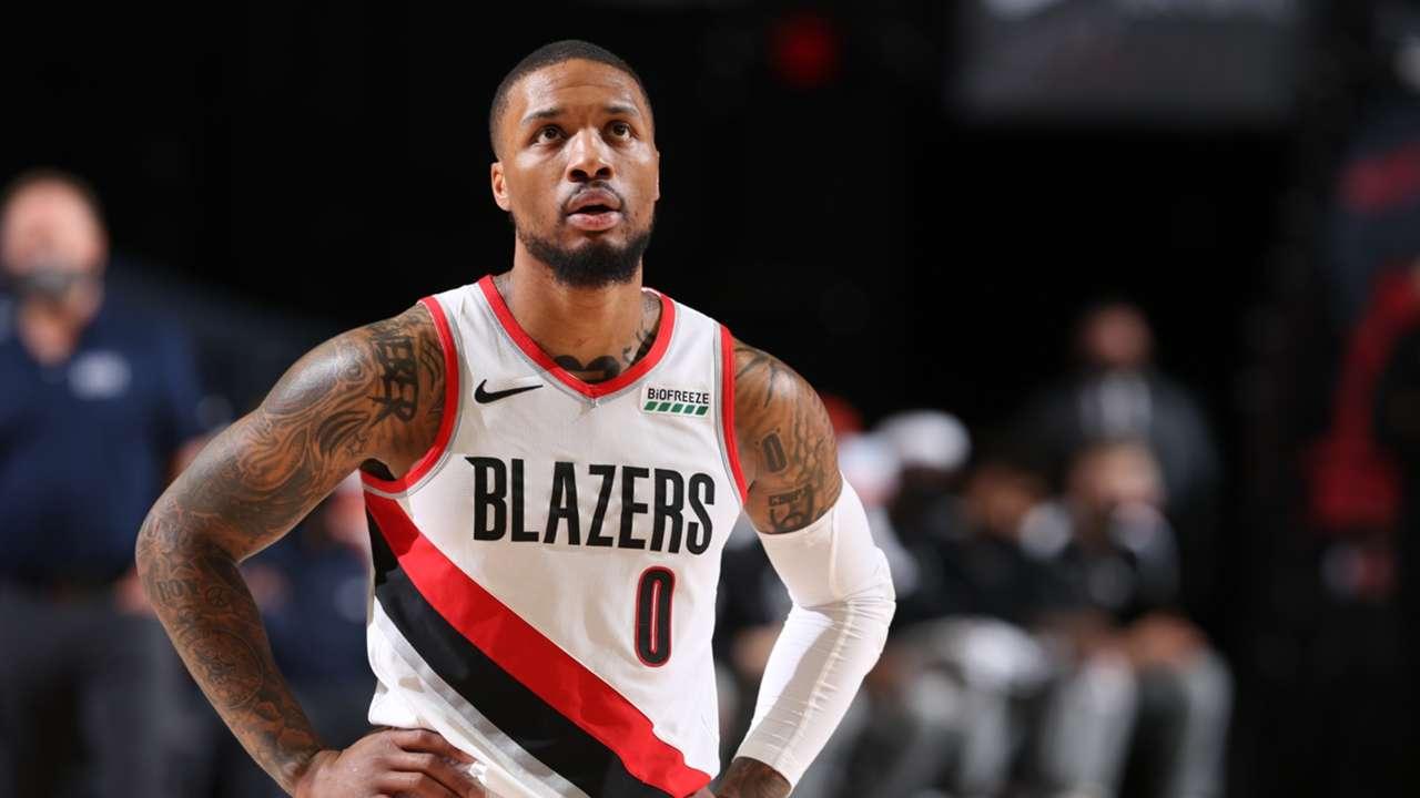 Portland Trail Blazers superstar Damian Lillard