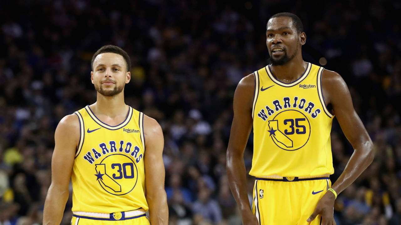 #Durant #Curry